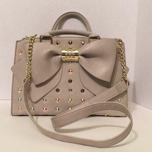Betsey Johnson Bow Bag